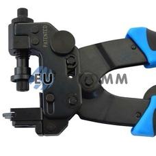 Инструмент опрессовочный для компрессионных разъемов F; BNC; RCA (HT-H510B)