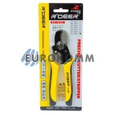 Инструмент R'Deer RT-6065 для зачистки и обрезки проводов