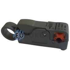 Инструмент TL-332 для зачистки кабеля (RG-58; 59; 6)