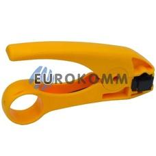 Инструмент HT-351 для зачистки коаксиального кабеля RG-58, RG-59, RG-6