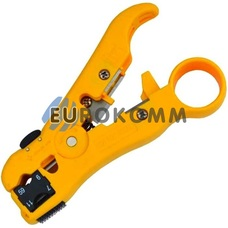 Инструмент HT-352 для зачистки коаксиального кабеля RG-58, RG-59, RG-6