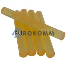 Термоклей диаметр 7мм, длина 70мм, прозрачный, 5шт.
