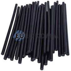 Термоклей диаметр 7мм, длина 200мм, черный, 1кг