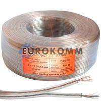 Акустический кабель 2x0.16мм² CU Sound Star 100м