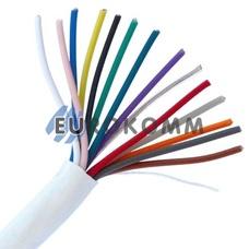 Сигнальный кабель 14х0.22 CCA без экрана 100м