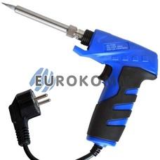 Паяльник-пистолет ZD-723N, 40W, 220V, керамич. нагреватель, евровилка
