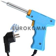 Паяльник-пистолет ZD-60, 30-70W Max, 220V