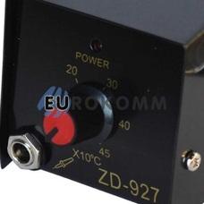 Микропаяльная станция ZD-927 для SMD, 8W, 100-450°С