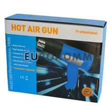 Термофен ZD-509, два режима 250-800W 50-350°C и 250-1500W 50-500°C