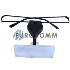 Лупа-очки бинокулярная с подсветкой 1.5X – 3.5X кр. увеличение