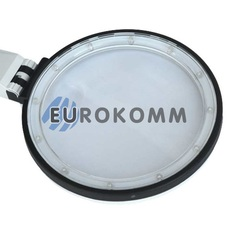 Лупа настольная складная с LED подсветкой, 1.8Х –диам.138мм, 5Х –диам.25мм
