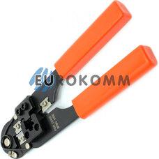 Инструмент НТ-210C для обжима 8р8с (RJ-45), Hanlong