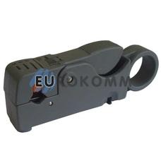 Инструмент для зачистки коаксиального кабеля RG-58; 59; 6; 3C2V (HY-332)