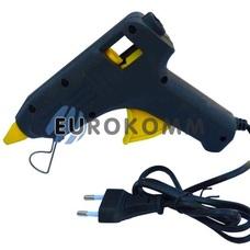 Пистолет клеевой ME-02 под клей 11мм, 80W, черный