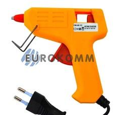 Пистолет клеевой MI-02 под клей 7мм, 25W, желтый