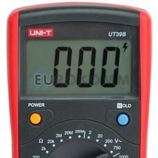 Цифровой мультиметр UNI-T UT39B