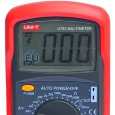 Цифровой мультиметр UNI-T UT53