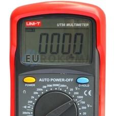 Цифровой мультиметр UNI-T UT56