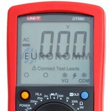 Цифровой мультиметр UNI-T UT58D