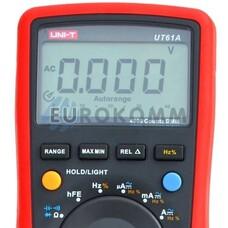Цифровой мультиметр UNI-T UT61A