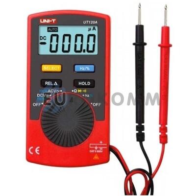 Цифровой мультиметр карманный UNI-T UT120А