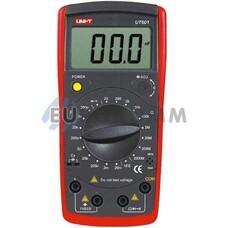 Мультиметр емкости и сопротивления UNI-T UT601