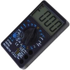 Цифровой мультиметр DT700D большой дисплей (со звуком)