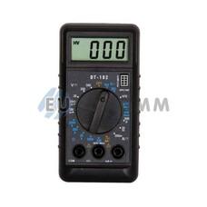 Цифровой мультиметр DT182 карманный