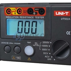 Мегаомметр UNI-T UT502A