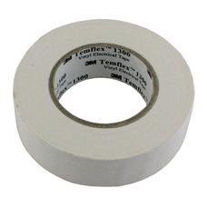 Изолента 3M TEMFLEX™ 1300 (0,13мм х19мм х20м, белая)