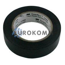 Изолента 3M TEMFLEX™ 1500 (0,15мм х15мм х10м, черная)