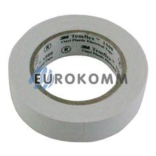 Изолента 3M TEMFLEX™ 1500 (0,15мм х15мм х10м, белая)