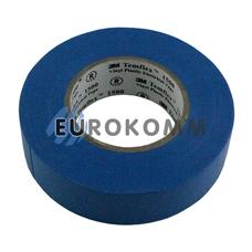 Изолента 3M TEMFLEX™ 1500 (0,15мм х19мм х20м, синяя)