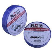 Изолента PROFIX 0,13мм.х15мм. 20м синяя