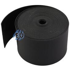 Термоусадочная лента 0.8x50мм 5м черная