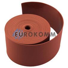 Термоусадочная лента 0.8x50мм 5м красная