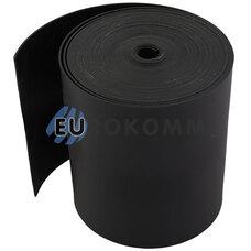 Термоусадочная лента 0.8x100мм 5м черная