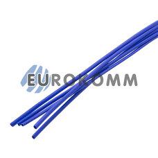 Трубка термоусадочная 1.5/0.75 синяя