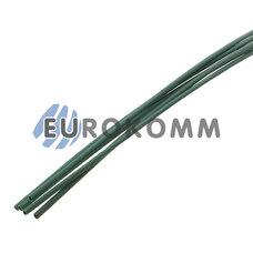 Трубка термоусадочная 1.5/0.75 зеленая