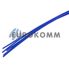 Трубка термоусадочная W-1-H WOER 1.0/0.5 синяя