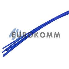 Трубка термоусадочная 1.0/0.5 синяя