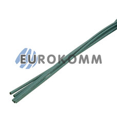 Трубка термоусадочная W-1-H WOER 1.0/0.5 зеленая