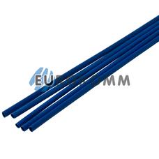 Трубка термоусадочная W-1-H WOER 2.5/1.25 синяя
