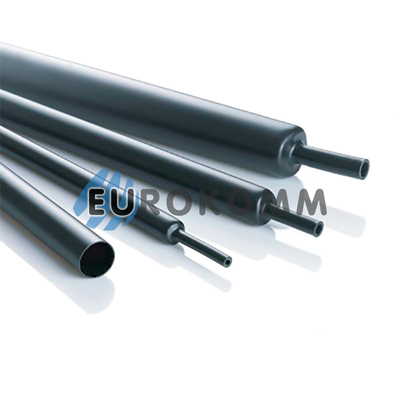 Трубка термоусадочная (3Х) с клеем 3.2/1.0 черная