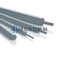 Трубка термоусадочная (3Х) с клеем 12.7/4.2 прозрачная