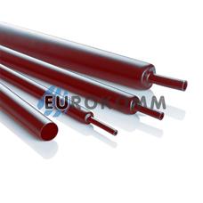 Трубка термоусадочная (3Х) с клеем 3.2/1.0 красная