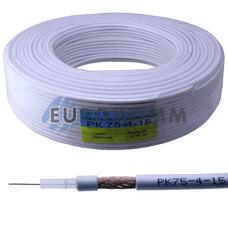 Коаксиальный кабель PK-75-4-15 белый 200м