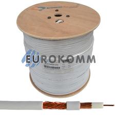 Коаксиальный кабель RG-6 CommSpace SF604SU CU белый 305м