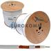 Коаксиальный кабель RG-6 CommSpace SF604SU белый 305м
