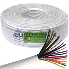 Сигнальный кабель 20х0.22 CCA без экрана 100м